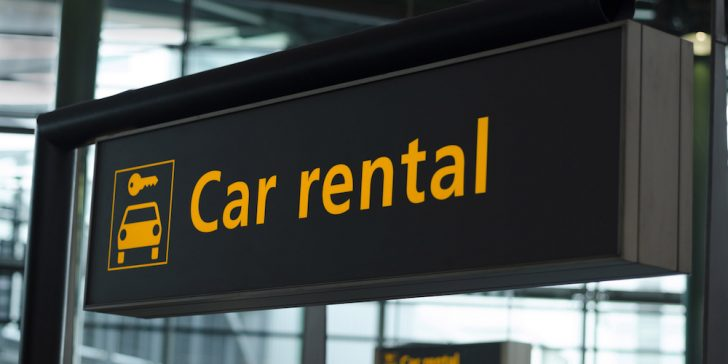 Guide to car rental companies that offer the most points | Point Hacks