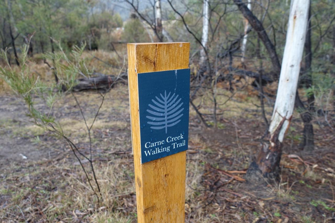 Carne Creek Walking Trail