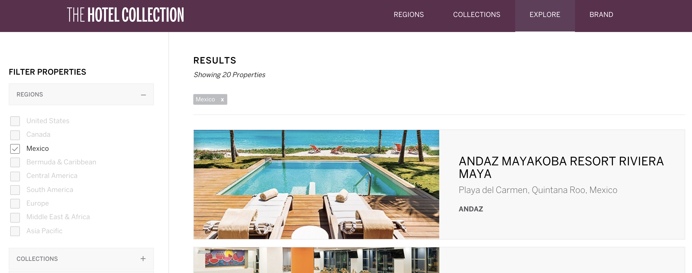 The Hotel Collection - Andaz Mayakoba Resort Riviera Maya booking