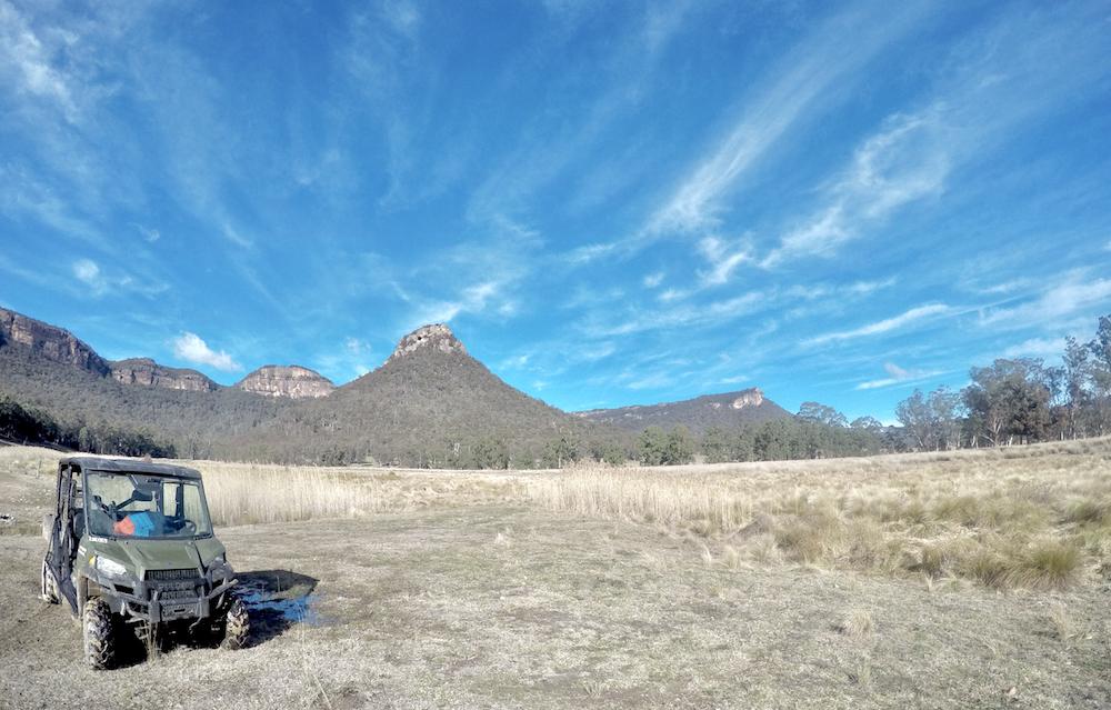 Wolgan Valley Offroading