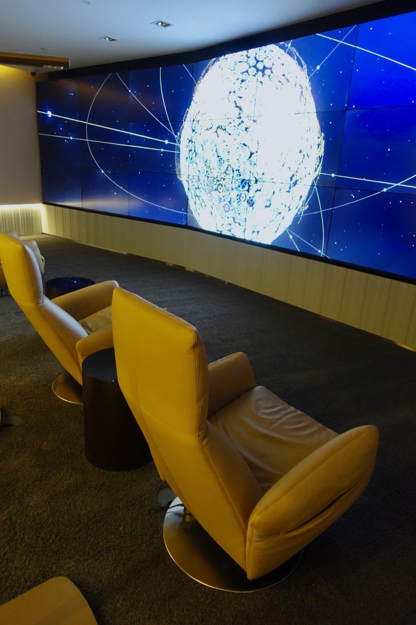 Etihad Abu Dhabi First Class Lounge | Point Hacks