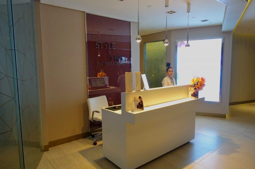 Etihad Abu Dhabi First Class Lounge