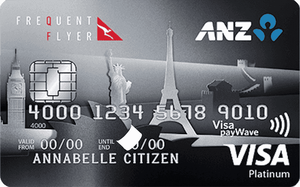 ANZ Frequent Flyer Platinum Card | Point Hacks