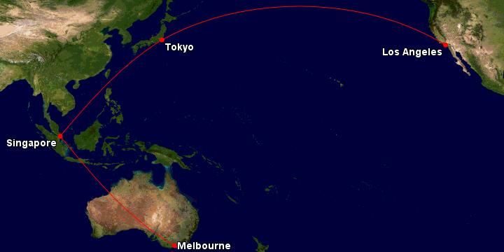 Krisflyer Redemption - Singapore Airlines