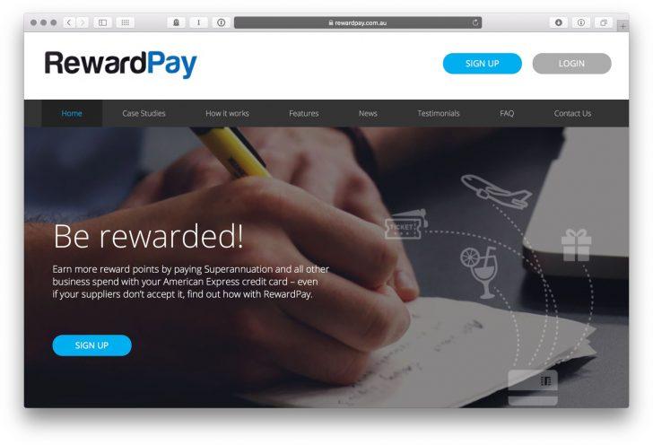 RewardPay feature | Point Hacks