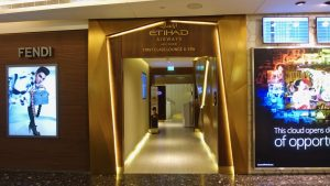 Etihad Airways First Class Lounge & Spa Abu Dhabi overview