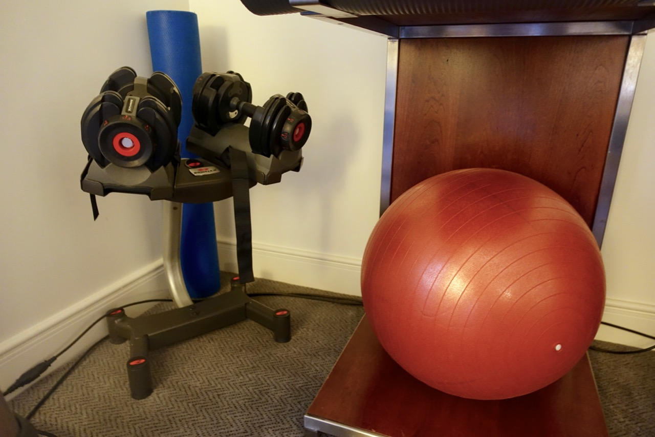 The Westin Melbourne Workout Room | Point Hacks