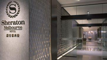 Sheraton Melbourne Hotel – Picture Review