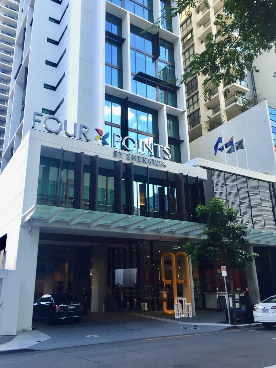 Four Points by Sheraton Brisbane | Point Hacks