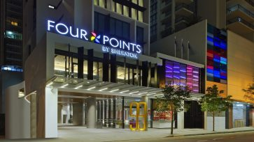Four Points by Sheraton Brisbane – Picture Review