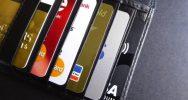 Credit Cards on wallet   Point Hacks