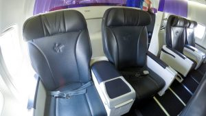 Virgin Australia 737 Domestic and Trans-Tasman Business Class overview