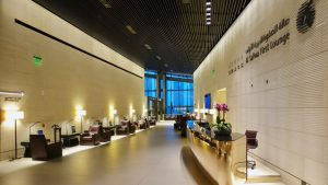 Qatar Airways Al Safwa First Class Lounge Overview