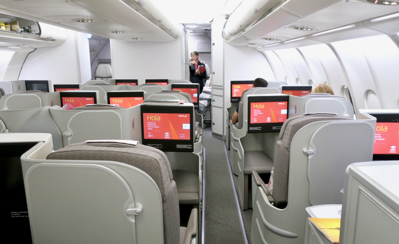 Iberia A330 Business Class Overview Point Hacks