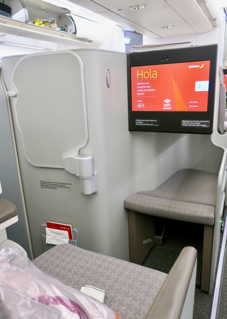 Iberia A330 Business Class | Point Hacks