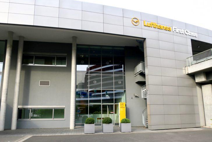 Lufthansa First Class Terminal Frankfurt | Point Hacks
