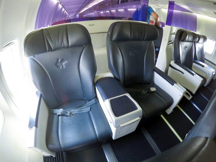 Virgin 737 Business Class | Point Hacks