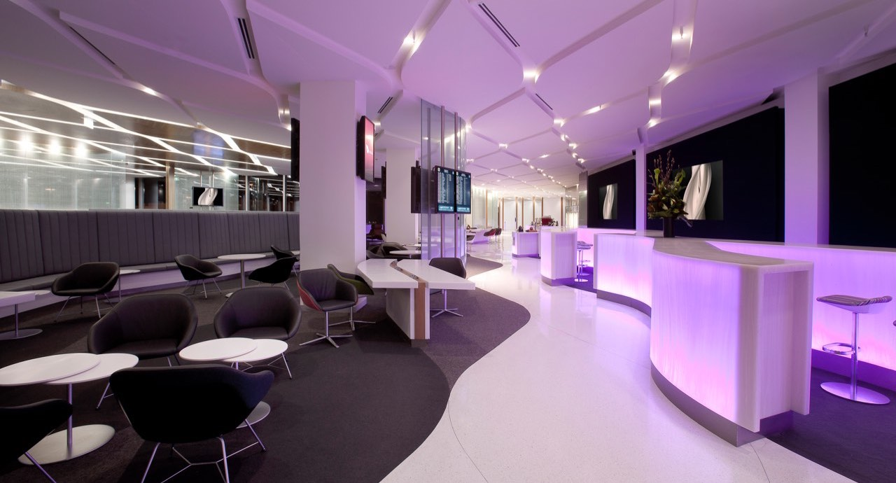 Virgin Australia Business Lounge