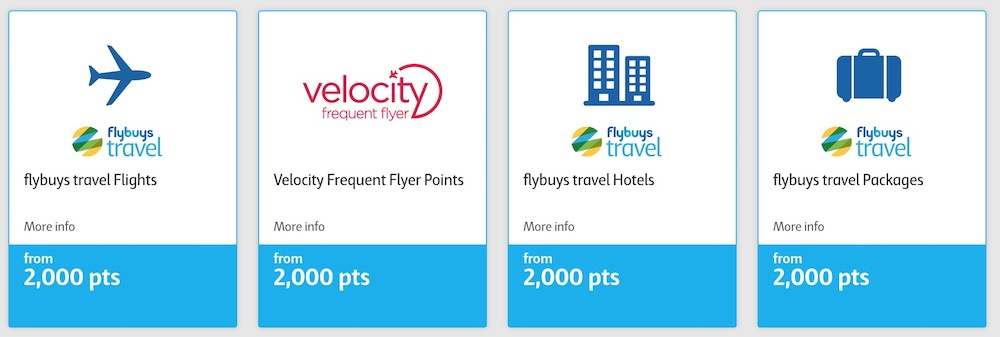 flybuys transfer options