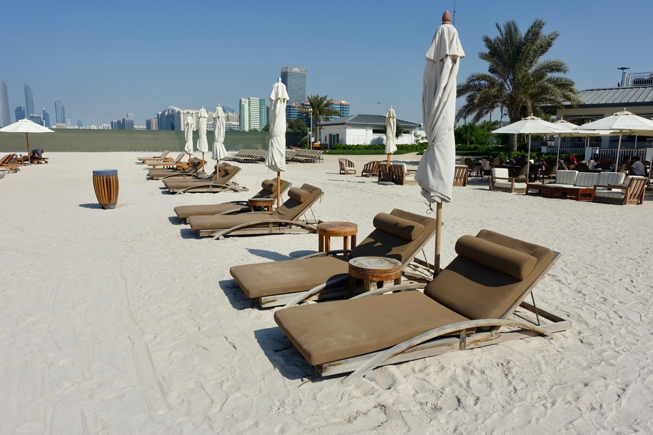 The St. Regis Abu Dhabi Beach | Point Hacks