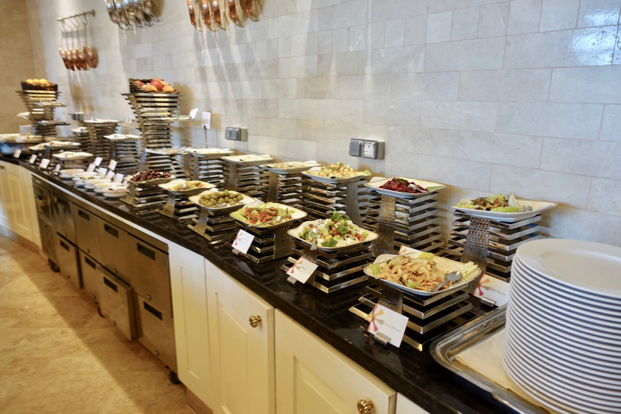 The St. Regis Abu Dhabi Buffet | Point Hacks