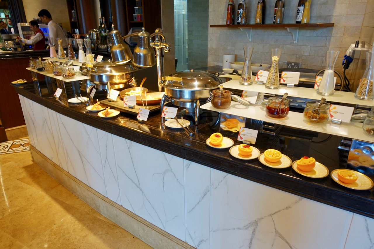 Hotel The St Regis Abu Dhabi Buffet