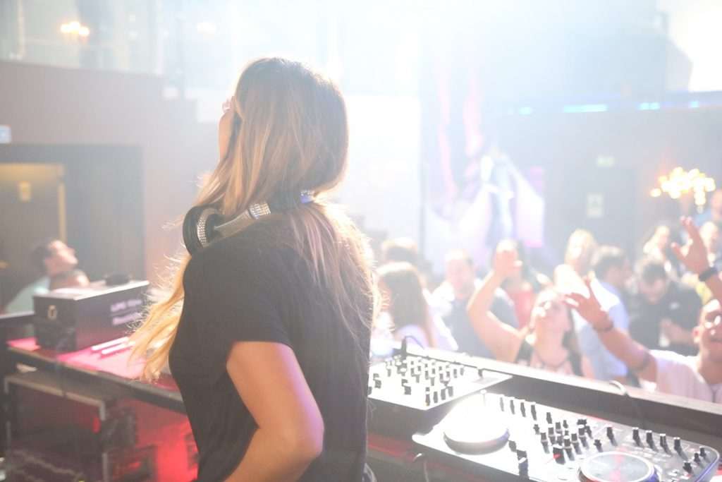 Nightclub Creative Commons