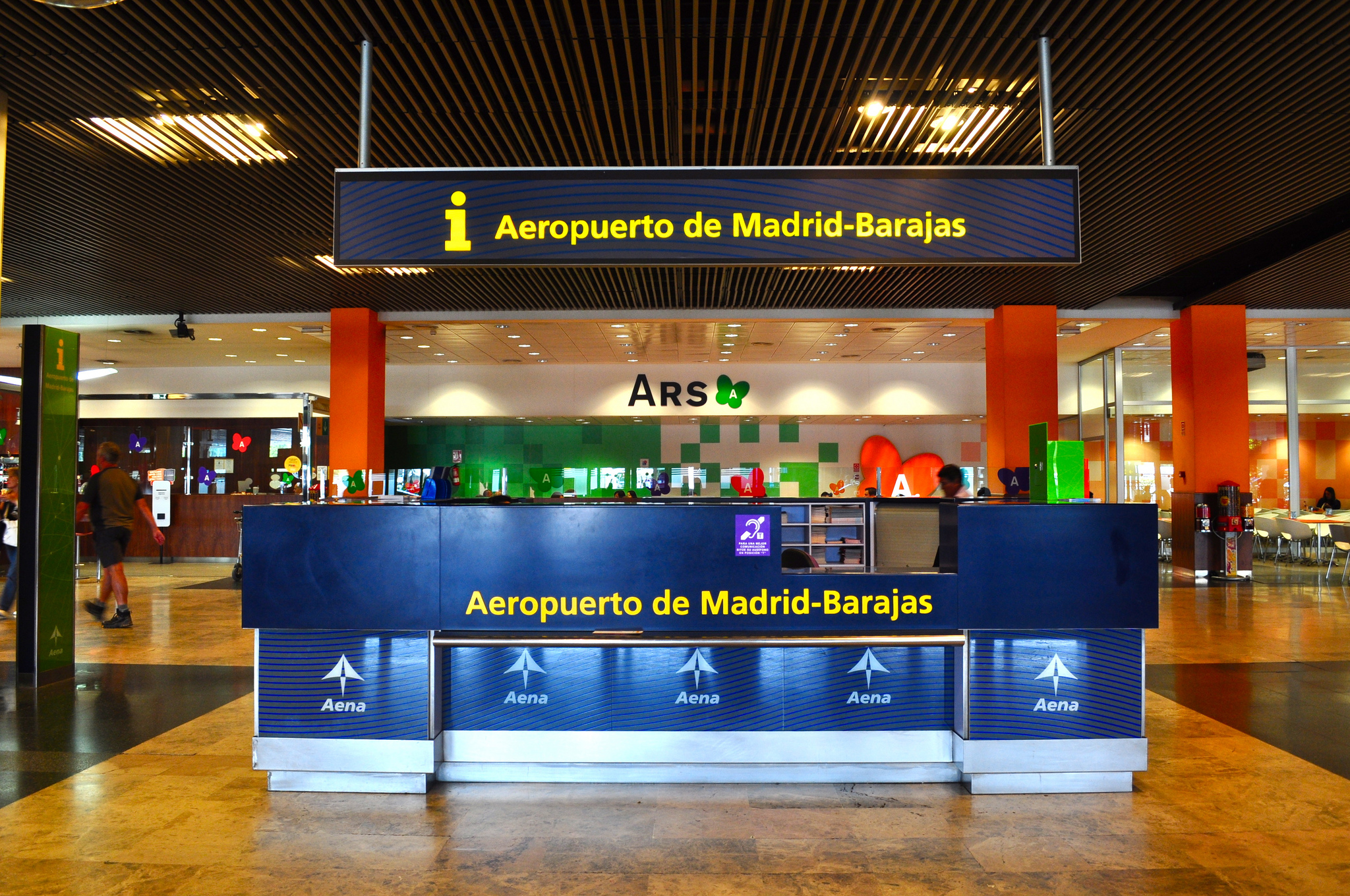 Madrid-Barajas Airport | Point Hacks