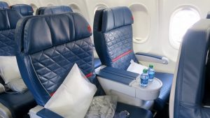 Delta Domestic First Class overview