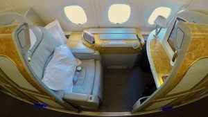 Emirates A380 First Class overview: one of the better and most unique uses of Qantas Points
