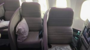 Air New Zealand 787 Business Premier overview