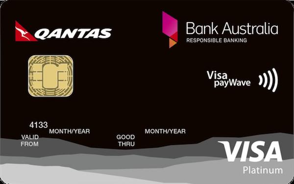 Bank Australia Qantas Platinum Visa | Point Hacks