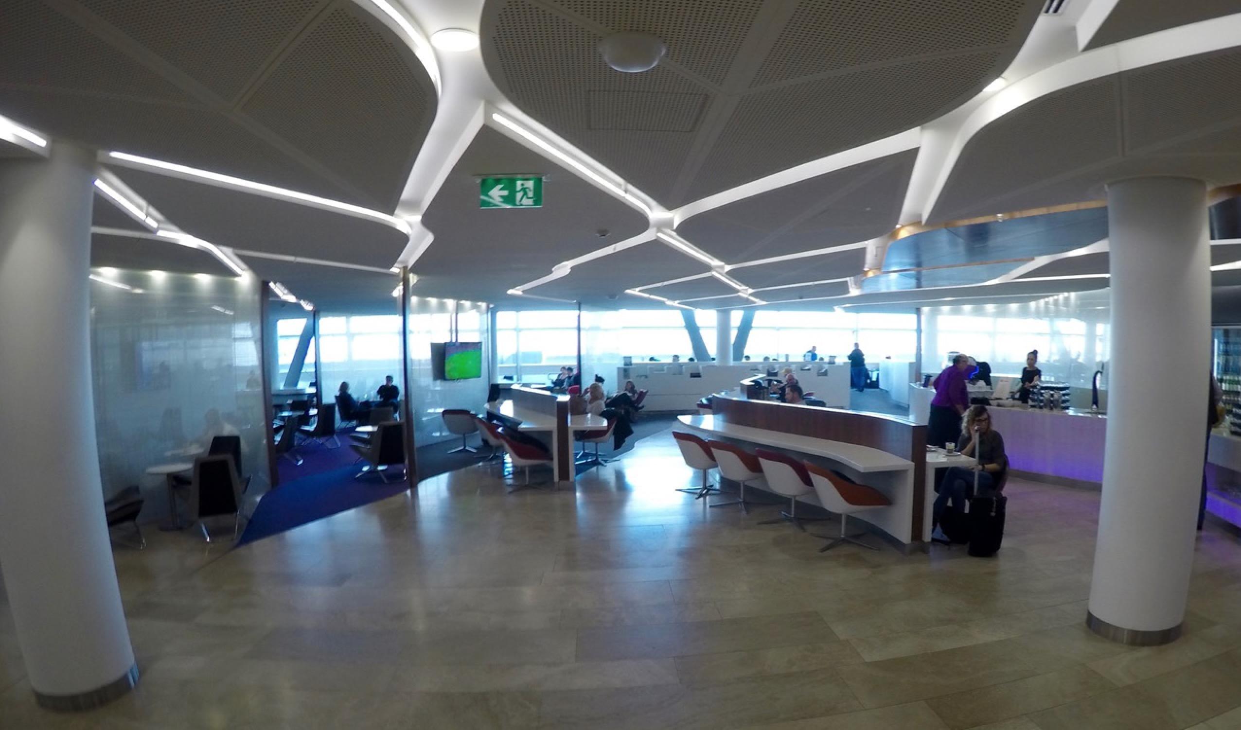 Virgin Australia Sydney Domestic Lounge