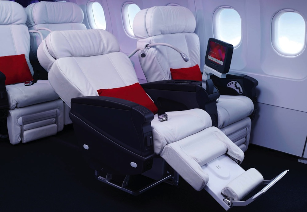Virgin America First Class Review | Point Hacks