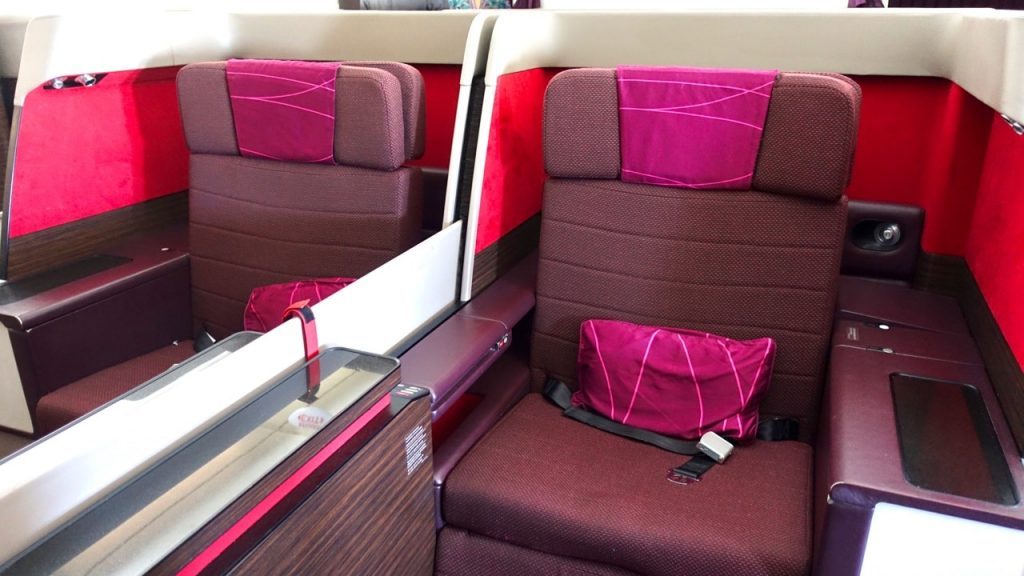 Malaysia Airlines A380 Business Suites