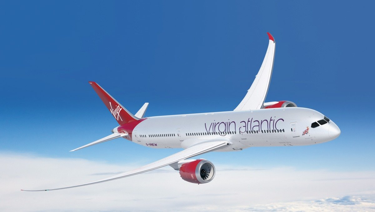 Virgin Atlantic on air | Point Hacks