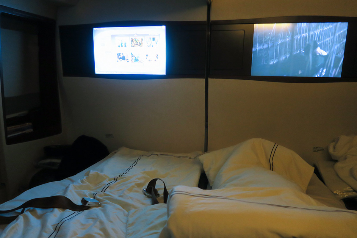 Singapore Airlines A380 old First Class Suite overview   Point Hacks