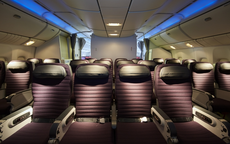 Virgin Australia Premium 777 Economy