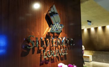 Singapore Airlines SilverKris Lounge Changi Airport Terminal 3 overview