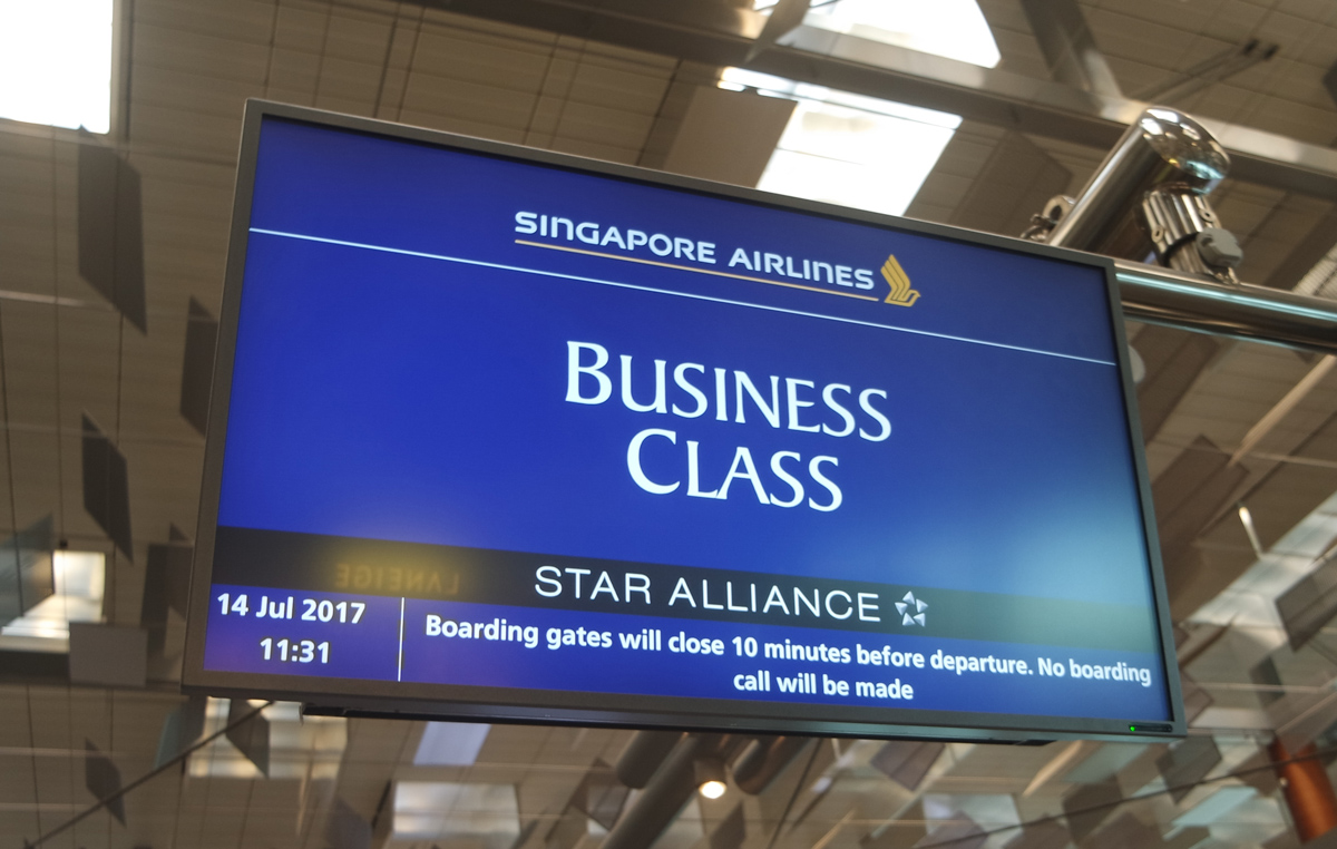 Singapore Airlines A380 old Business Class overview | Point Hacks