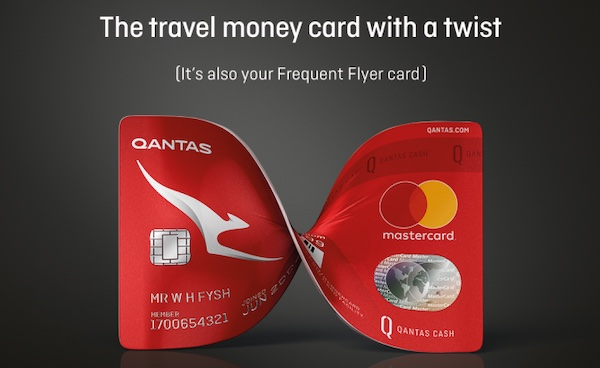 Qantas Cash Card | Point Hacks