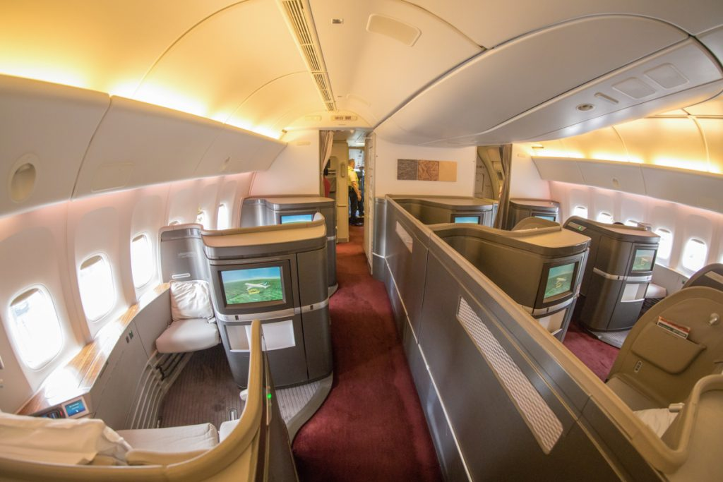 Is First Class Worth The Premium Over Business And Economy Part Ii