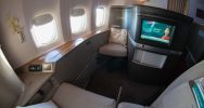 Cathay Pacific 777-300ER First Class seats | Point Hacks