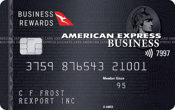 Bonus 150,000+30,000 Qantas Points on offer with the American Express Qantas Business Rewards Card