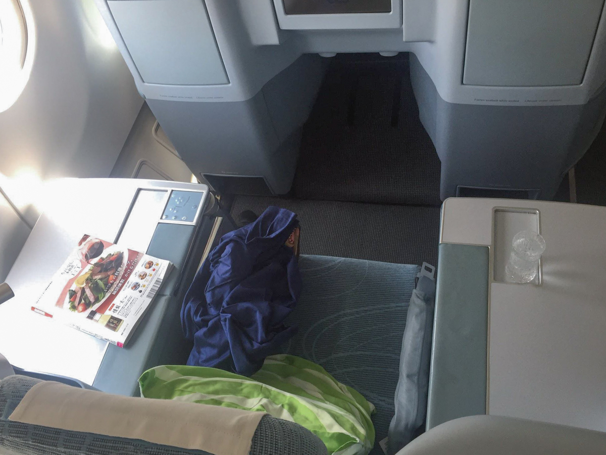 Finnair's Airbus A330 Business Class