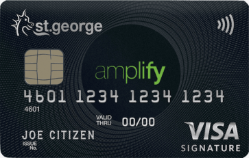 90,000 bonus Qantas Points or Amplify Rewards points with the Amplify Signature Visa