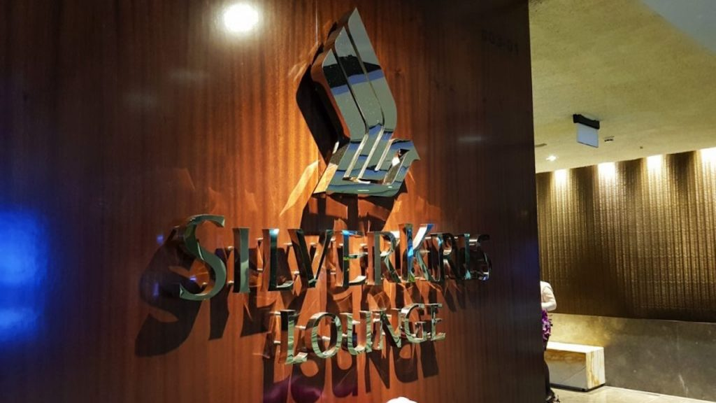 Singapore Airlines SilverKris Lounge Changi Airport Terminal 3