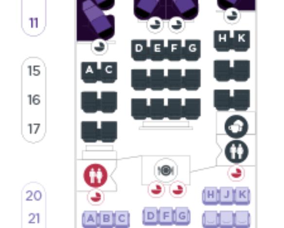 Virgin Australia 777 Premium Economy overview | Point Hacks