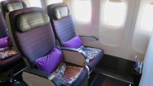 Virgin Australia 777 Premium Economy overview