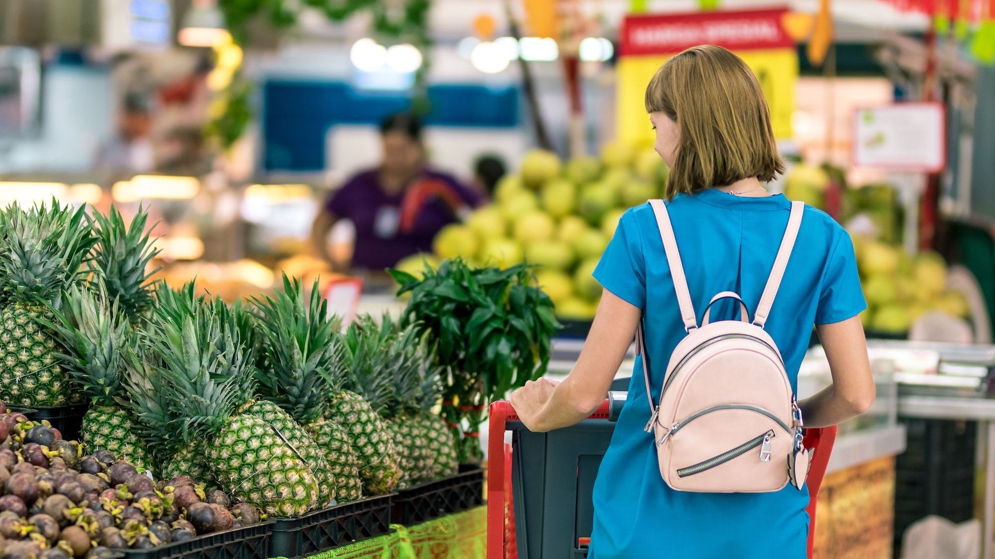 The best credit cards to earn points at supermarkets